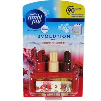 Ambi Pur 3volution, Spiced Apple, rezerva odorizant de camera, 90 zile  din categoria Odorizante camera si dezumidificatoare