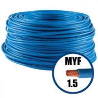 cablu conductor electric myf 1 x 6 mmp h07v k albastru 100 m imagine 1 768x768 2