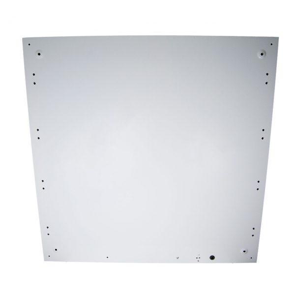 Corp neon LED 4x9W aplicat, IP21 lumina rece, 4 neoane incluse 60x60cm