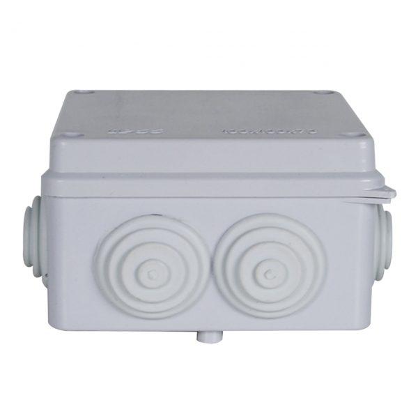 doza de derivatie pentru exterior aparenta 100x100 mm ip55 imagine 2