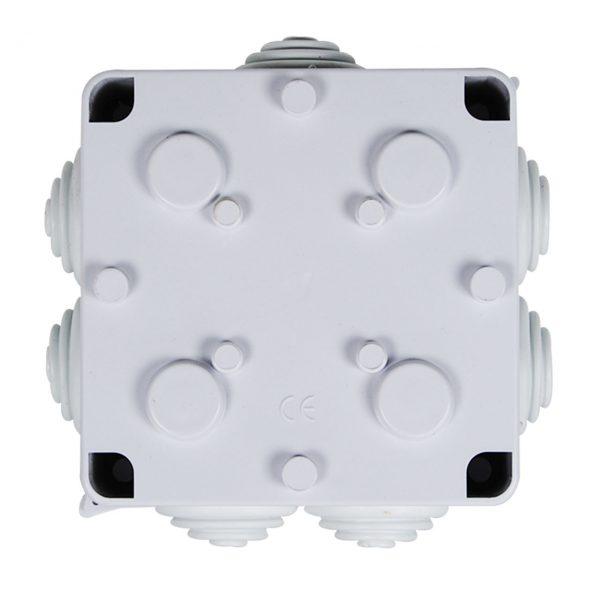 doza de derivatie pentru exterior aparenta 100x100 mm ip55 imagine 3