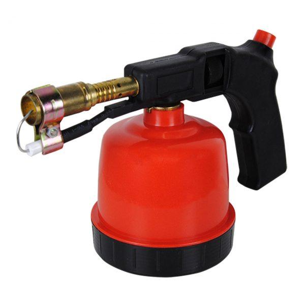 Lampa de lipit / sudura pe gaz, pentru tevi cupru si instalatii