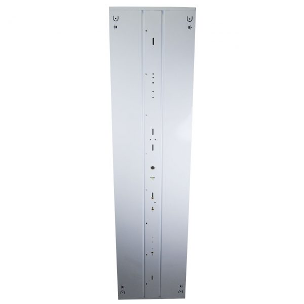 NOVElite Corp de iluminat 2x36W aplicat IP40, 2 neoane T8 incluse, alb
