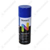 noxaro spray vopsea acrilica pentru lemn metal albastra 450 ml 1