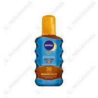 Nivea Sun protect and bronze Ulei pentru bronzat 30 SPF 200 ml  din categoria Lotiuni protectie solara