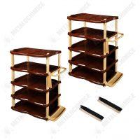 Pachet (4 produse) Rafturi incaltaminte cu 5 etaje din plastic cu 2 perii pantofi cadou  din categoria Diverse mobilier