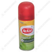 Autan Spray Tropical Repelent tantari 100 ml imagine 1