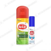 Autan Tropical Spray 100 ml Lotiune intepaturi 25 ml