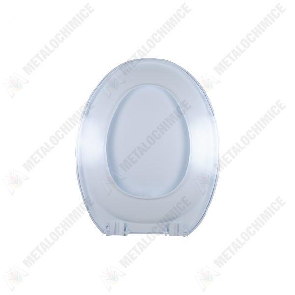 Capac toaleta alb imagine 1