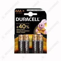 Duracell Duralock baterii alcaline LR03 (AAA), 1.5V, 4 buc  din categoria Baterii electrice