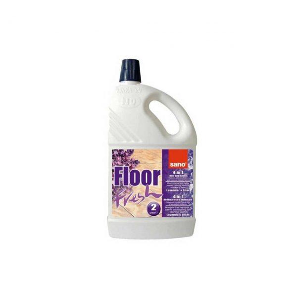 sano floor fresh 1l lavanda si liliac