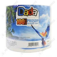 DaDa Prosop hartie (celuloza), 2 straturi, rola 100 m  din categoria Hartie igienica