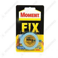 Moment Fix Banda dublu adeziva, puternica, 19 mm  din categoria Lipici si adezivi
