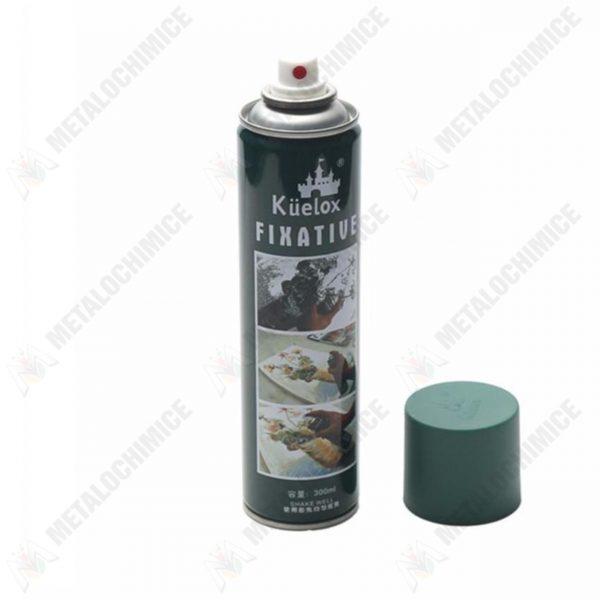 kuelox fixative spray fixare pictura 300 ml 1