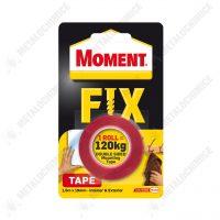 Moment Fix Banda dublu adeziva profesionala, 1.5 m x 19 mm  din categoria Lipici si adezivi
