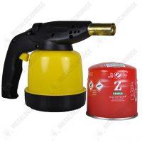 Lampa de lipit cupru profesionala, cu gaz  din categoria Arzatoare camping