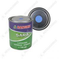 rangriz sara vopsea lucioasa pentru lemn pereti interior albastru 750 ml 1