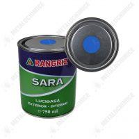 rangriz sara vopsea lucioasa pentru lemn pereti interior albastru inchis 750 ml 1