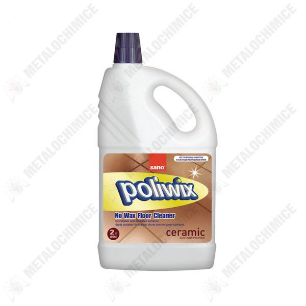 detergent pardoseli sano poliwix ceramic 2l 1