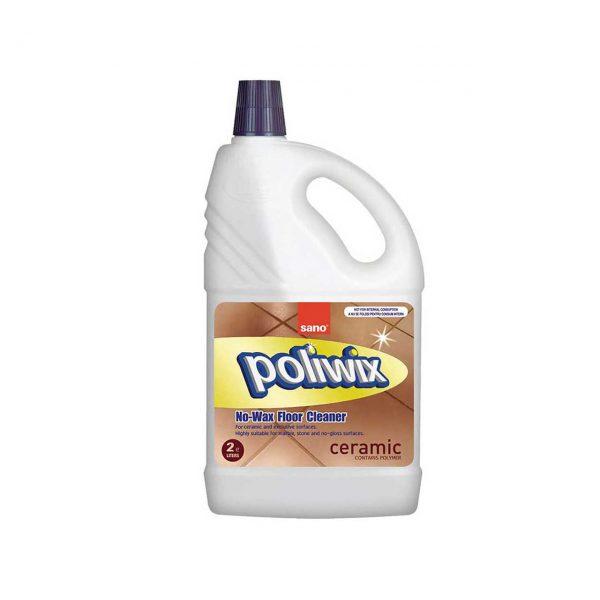 detergent pardoseli sano poliwix ceramic 2l