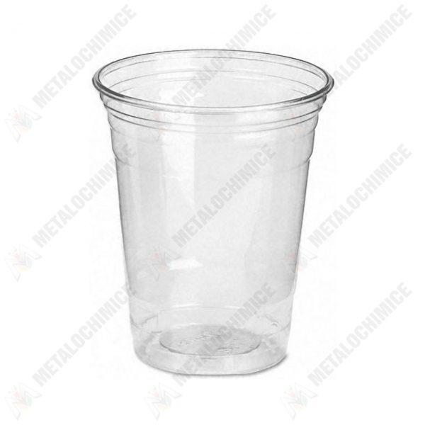 pahare plastic transparente unica folosinta 400 ml 50 buc 1