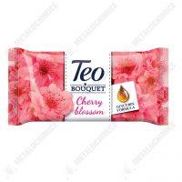 Sapun solid cu glicerina Teo Bouquet Cherry Blossom