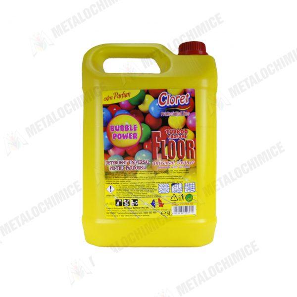 Cloret Floor Detergent pardoseala Bubble Gum 5 L