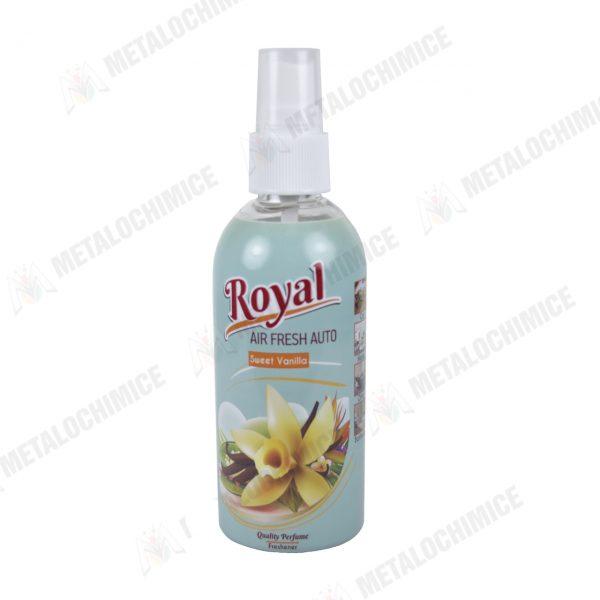 Odorizant auto Royal Sweet Vanilla 100ml