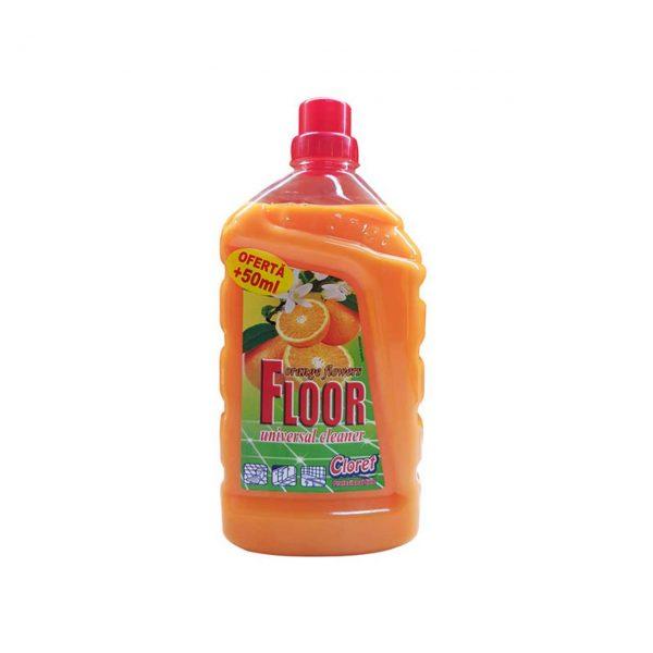 cloret detergent pardoseli orange 1l 1