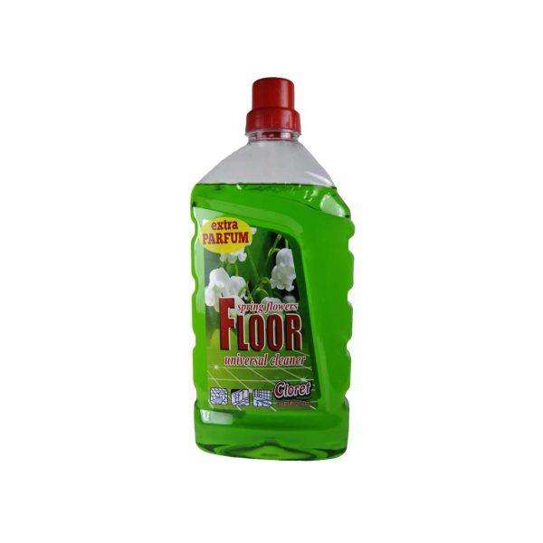 cloret detergent profesional pardoseli spring flowers 1l 1