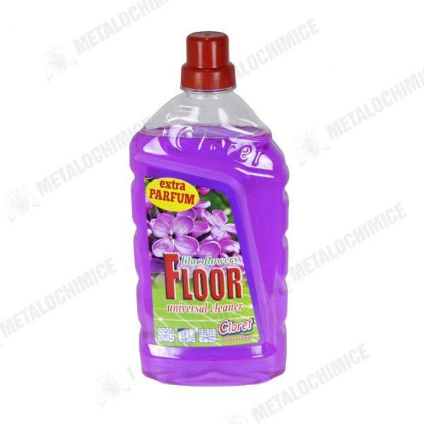 Cloret Detergent pardoseala cu parfum de Liliac 1 L