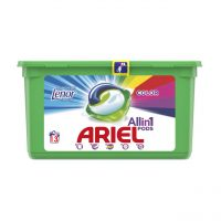 ariel all in 1 pods color touch of lenor fresh detergent capsule 13 buc 1