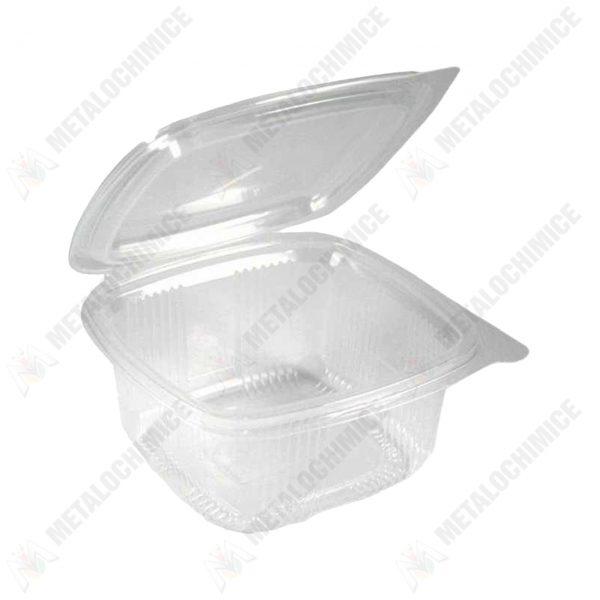 caserole plastic unica folosinta 500 g cu capac 100 bucati 1