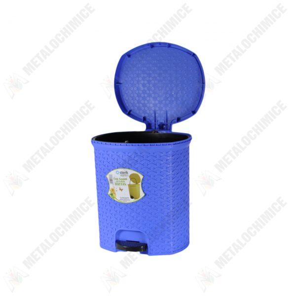 cos-de-gunoi-plastic-cu-capac-si-pedala-5-l-litri-albastru-1