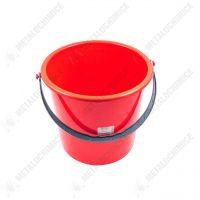 galeata plastic 5l rosie rotunda 2