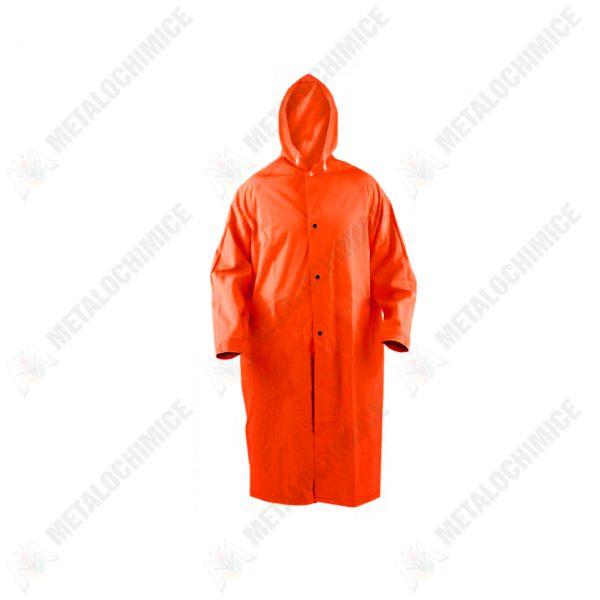 pelerina de ploaie femei barbati adulti portocalie xl 1 1