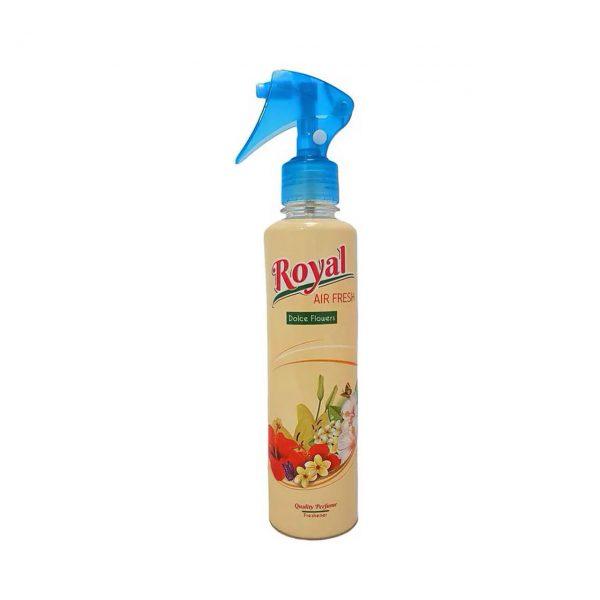 royal odorizant camera cu pulverizator dolce flowers 250 ml 1 1
