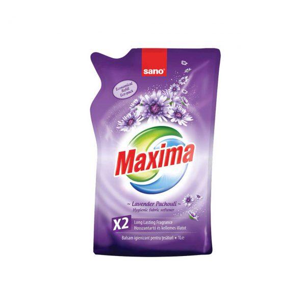 sano maxima balsam parfumat rufe rezerva lavender pachouli 1 l 1