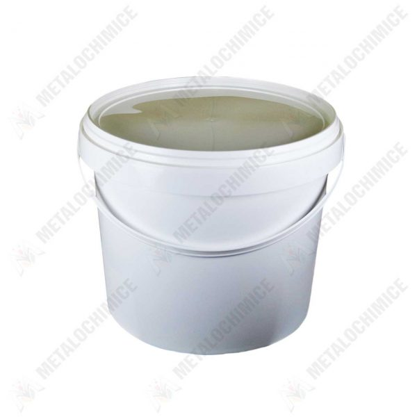 galeata plastic 18l rotunda alba 2