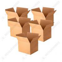 set cutie carton pentru mutare 5 straturi 69x59x38 cm 5 buc