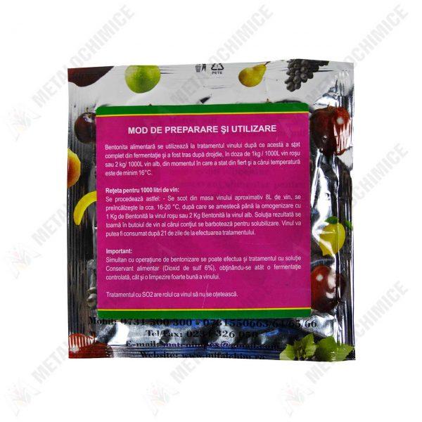 bentonita alimentara filtru natural pentru vinificatie 2