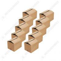 cutie carton 400x300x300 3 straturi pentru transport 10 buc 1