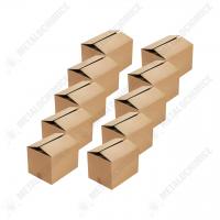cutie de carton 3 straturi pentru ambalat 40x40x30 cm 10 buc 1