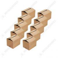 cutie din carton 3 straturi pentru arhivare 40x40x40 cm 10 buc 1