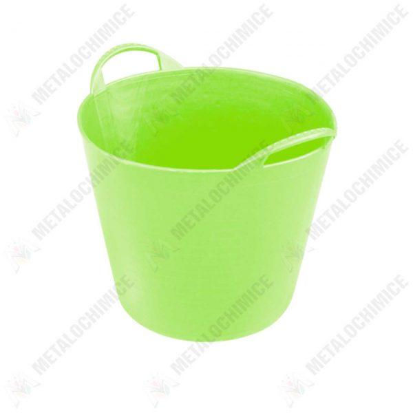 cos-flexibil-multifunctional-26-l-cu-manere-verde-1