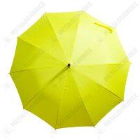 Umbrela ploaie dama rezistenta galbena 2