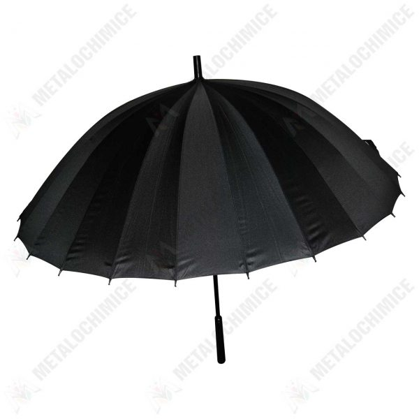umbrela ploaie rezistenta de barbati neagra 1