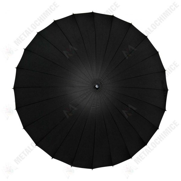 umbrela ploaie rezistenta de barbati neagra 2