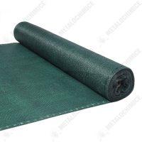 Plasa umbrire gard 80 %, 2m latime, verde