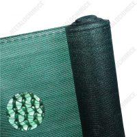 Plasa umbrire gard 80 %, 2m latime verde 2